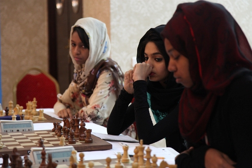 UAE-Team-C is also represented by girls