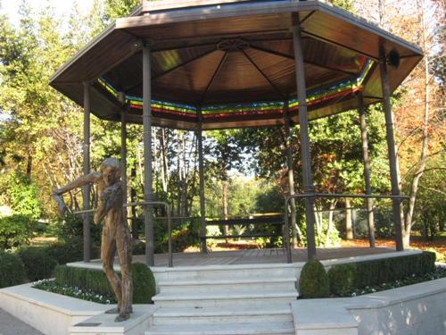 Angiolina Park classic music temple