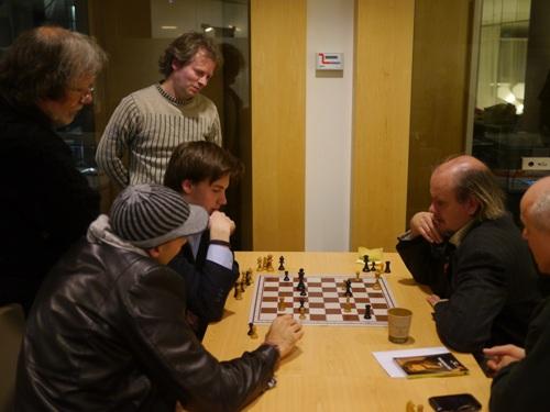 Grandmaster analysis