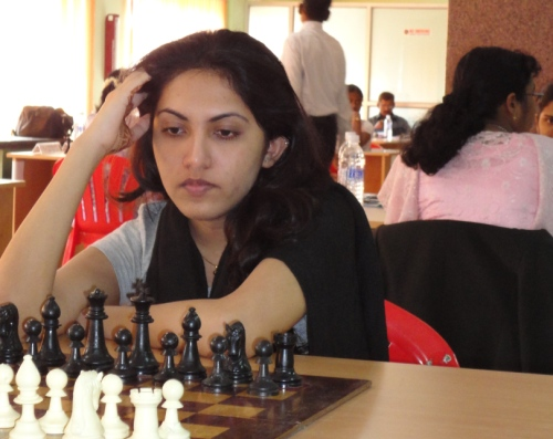 International Master Eesha Karavade