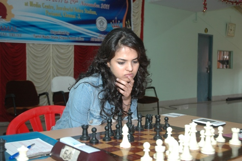 International Master Tania Sachdev