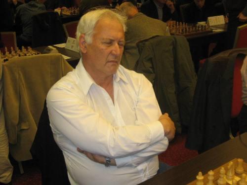 IM Mario Leskovar from Argentina
