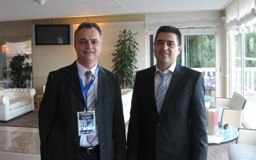 Srdan Zelenika and Boris Golubovic