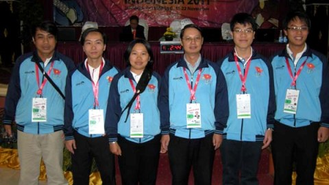 Vietnam delegation to SEA Games