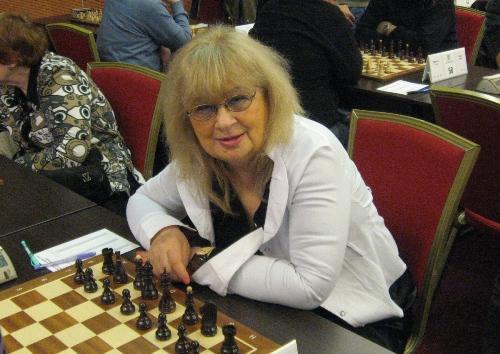 WGM Tamar Khmiadashvili