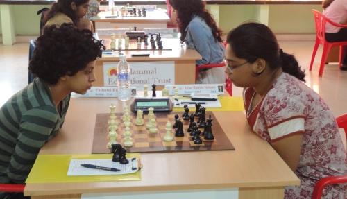 WGMs Padmini Rout & Kiran Manisha Mohanty
