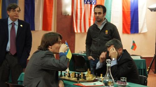 Alexander Morozevich - Vassily Ivanchuk