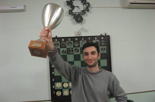 Edoardo Crespi Trophy - Jobava