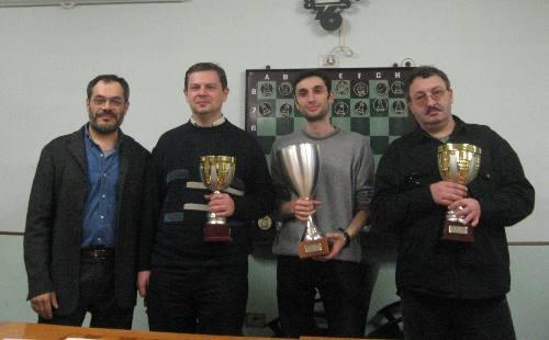 Edoardo Crespi Trophy - winners