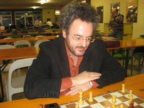 GM Alberto David
