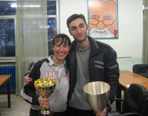 Marina Brunello and Baadur Jobava