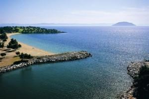 Porto Carras beach