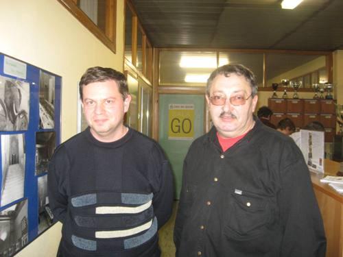Vadim Shiskin and Vladimir Malaniuk