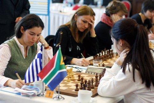 Women World Team Chess Championship, Mardin, Turkey