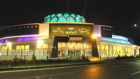 Almas Shargh Shopping Center in Mashhad