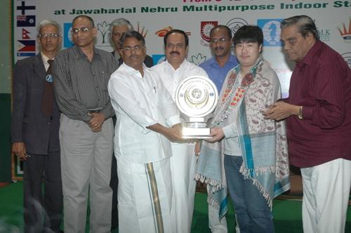 Chennai Open 2012