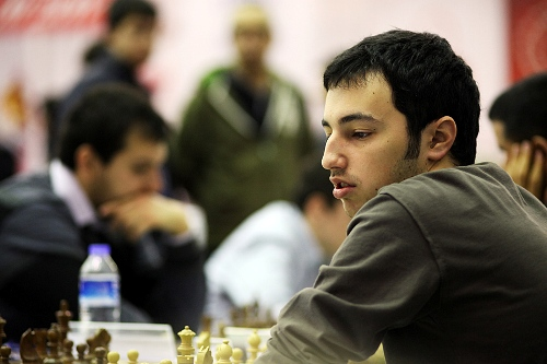 Current Turkish champion GM Emre Can