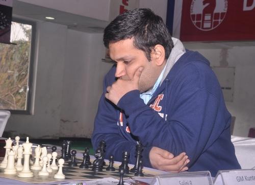 GM Abhijit Kunte