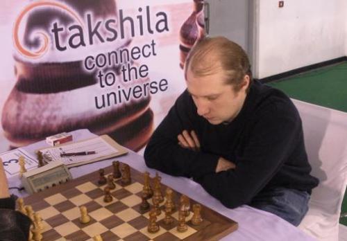 GM Andrei Deviatkin of Russia