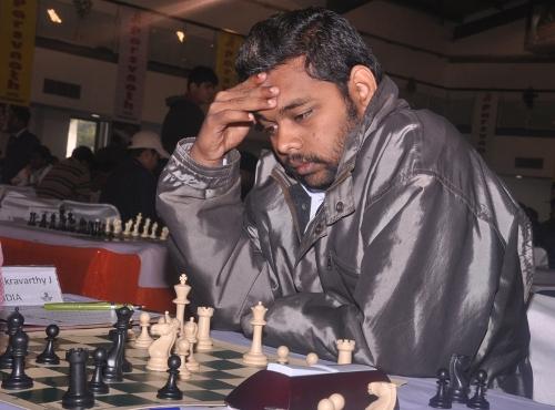 GM Deepan Chakkravarthy