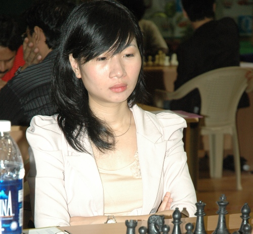 GM Hoang Thanh Trang (Hungary)