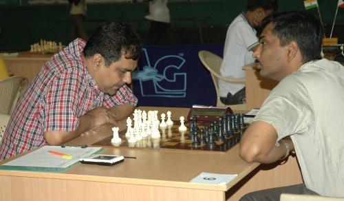 GM Ziaur Rahman (Bangladesh) versus IM Ponnuswamy Konguvel (India)