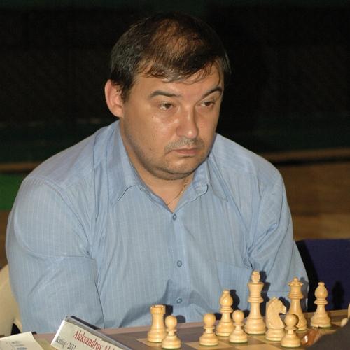 Grandmaster Aleksandrov Aleksej (Belarus)