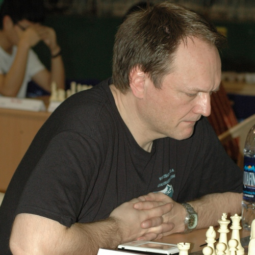 Grandmaster Henrik Danielsen (Iceland)