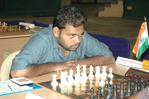Grandmaster J Deepan Chakkravarthy (India)