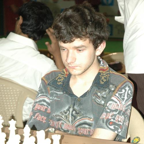Grandmaster Kravtsiv Martyn (Ukraine)