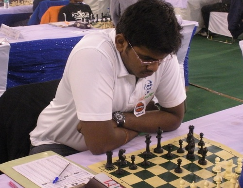 IM Lalith Babu, the new addition to the Grandmasters list from India