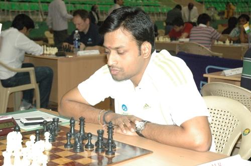 International Master M R Venkatesh (India)