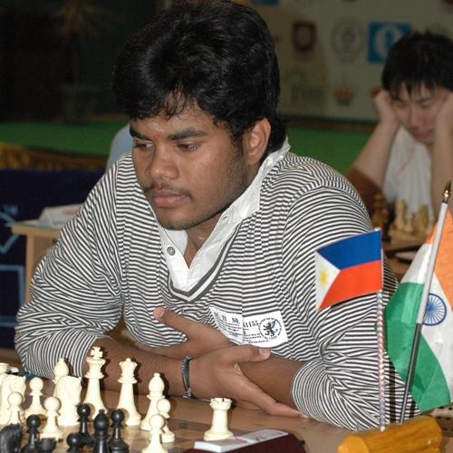 International Master Pandian Karthikeyan (India)
