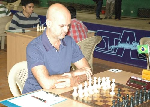 International Master Toth Christian Endre (Brazil)