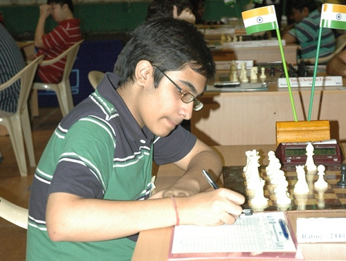 International Master Vaibhav Suri (India)