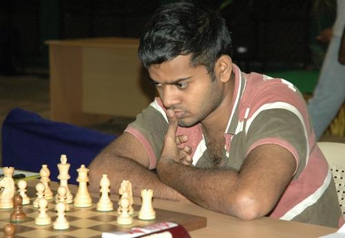 International Master Vishnu Prasanna (India)