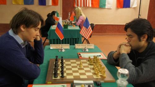 Morozevich and Nakamura