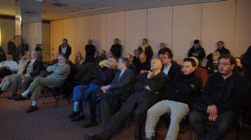 Reggio Emilia audience