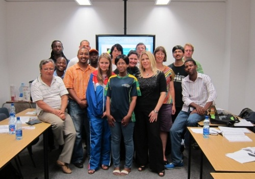 South Africa FIDE Trainers Seminar