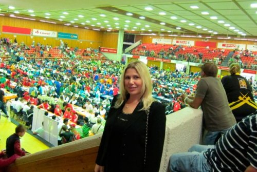 Susan Polgar South Africa