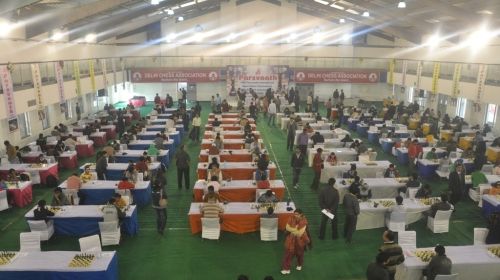Parsvnath 2012 Tournament Hall
