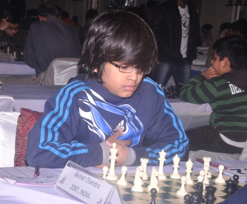 Parsvnath Young participant in action