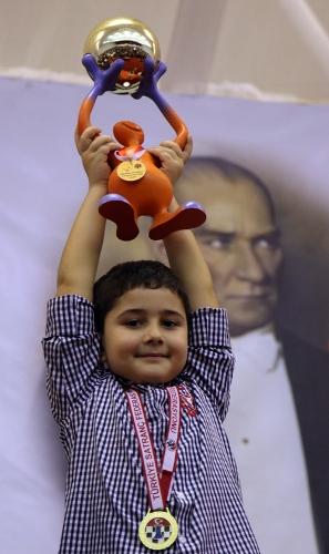 Turkish Youth Chess Championships 2012