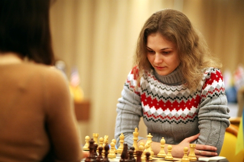 ACP Women Cup - Anna Muzychuk
