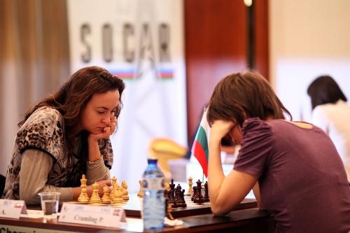 ACP Women Cup Antoaneta Stefanova - Pia Cramling