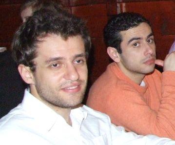 Aronian and Sargissian