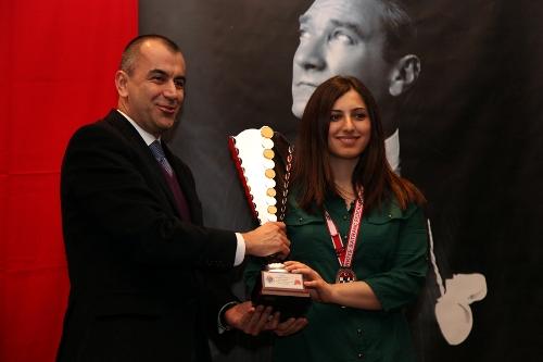 Betul Yildiz - 2nd place