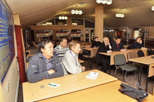 FIDE IO Seminar Moscow