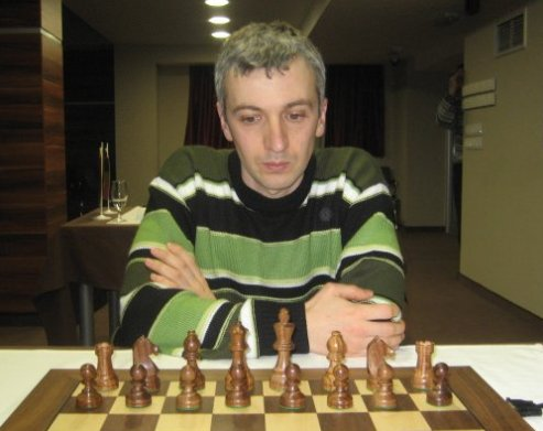 GM Marius Manolache