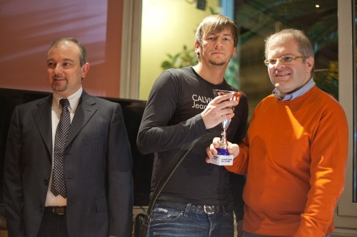 San Remo Chess Open 2012
